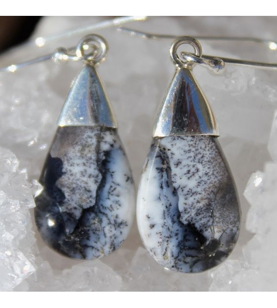 Bijoux indiens pierres naturelles agate shantilight