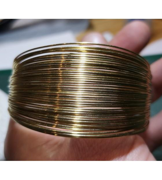 bracelet ajustable laiton shantilight