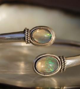 Bracelet jonc argent bijoux...