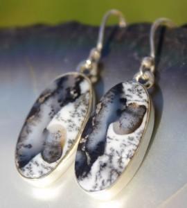 Bijoux argent pierres naturelles agate shantilight