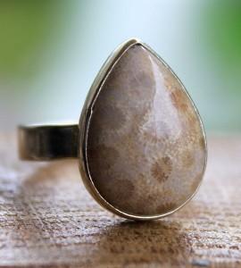 Bague argent bijoux pierre...